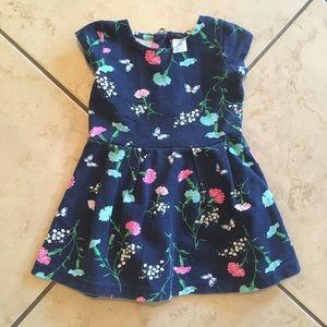 Girls 2t floral dress